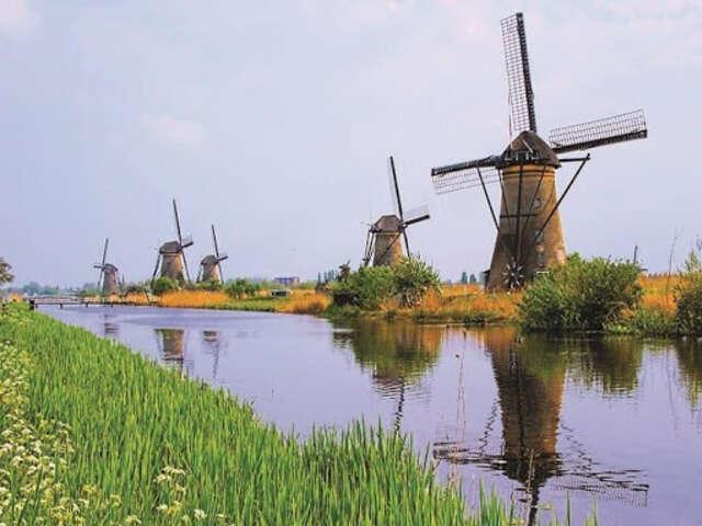 Rotterdam — Kinderdijk — Schoonhoven