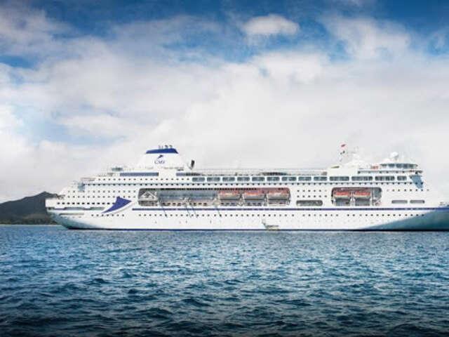 Grand Round the World Cruise 2021