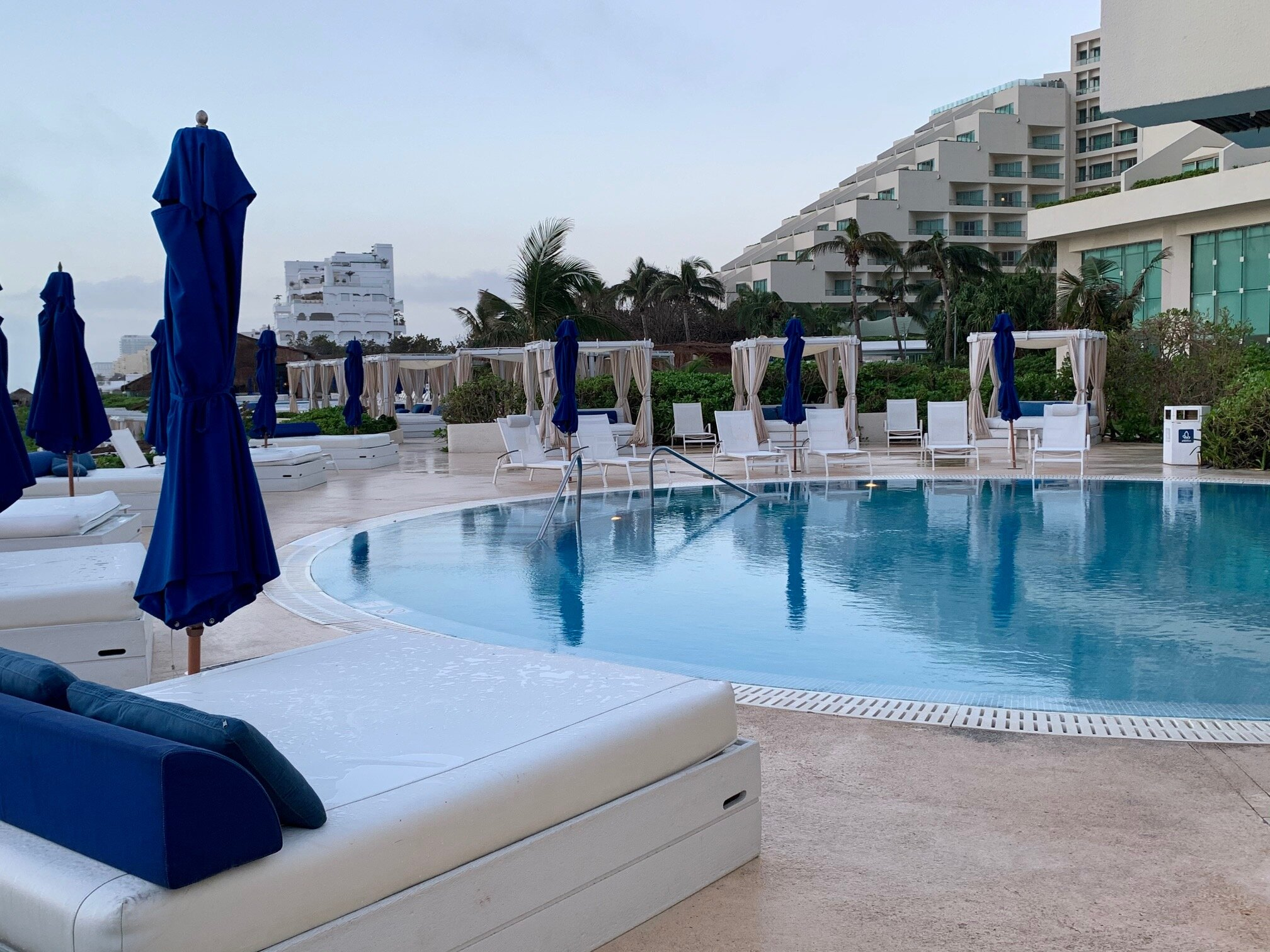 Pool Club at Live Aqua Cancun