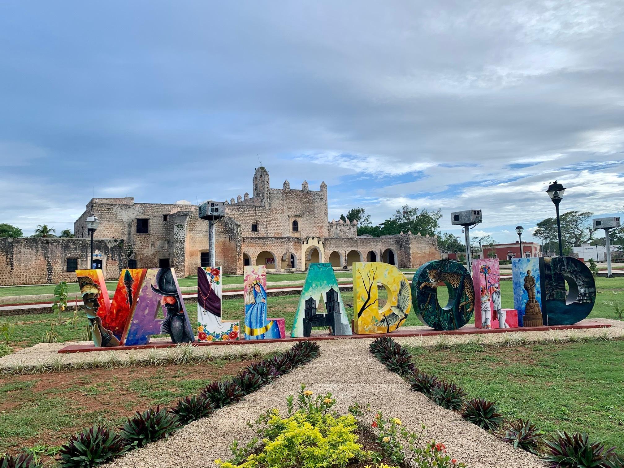 Convent de San Bernardino de Siena - Valladolid, Yucatan Mexico