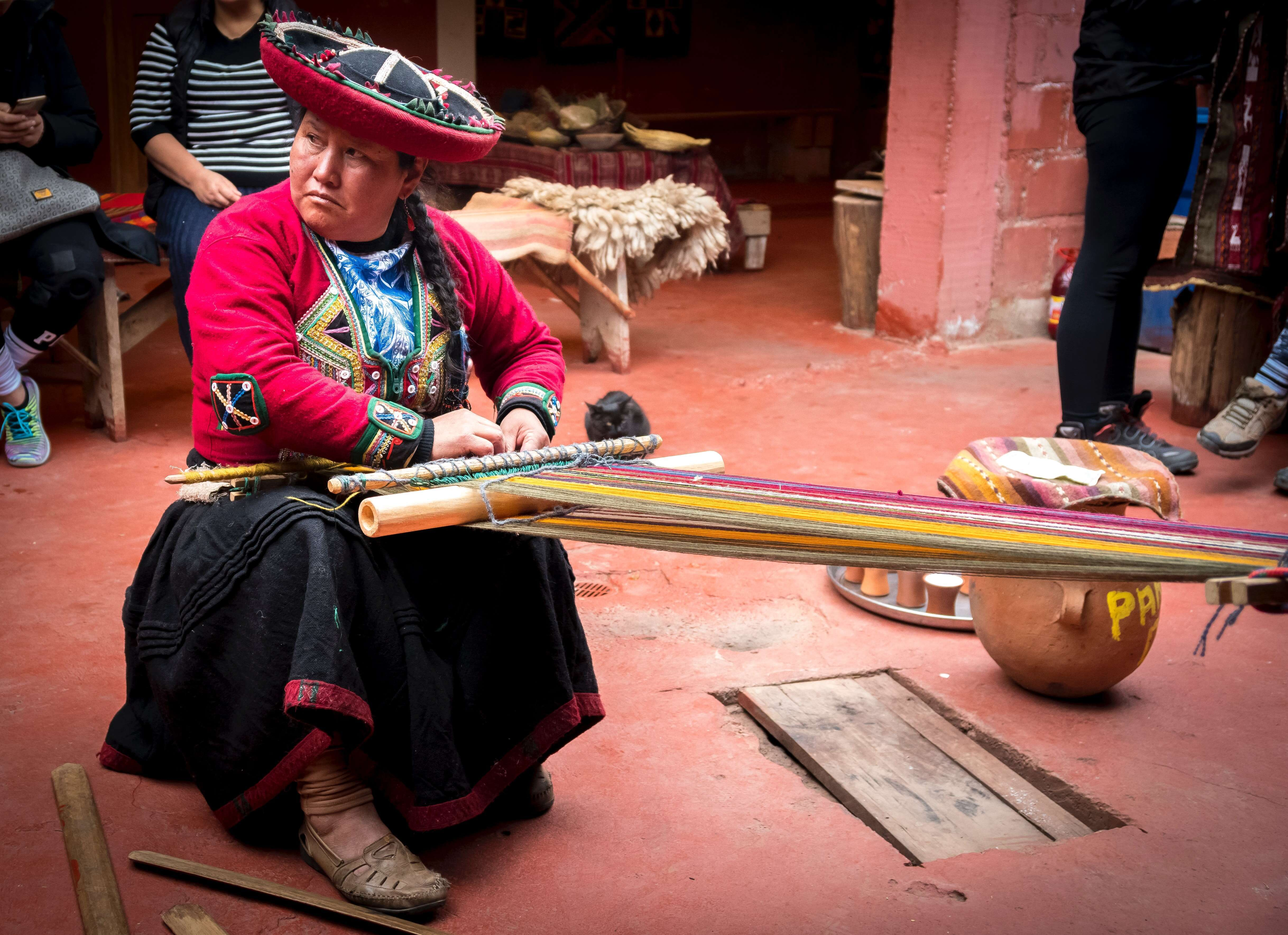 May 1 / Sacred Valley – San Agustin Urubamba