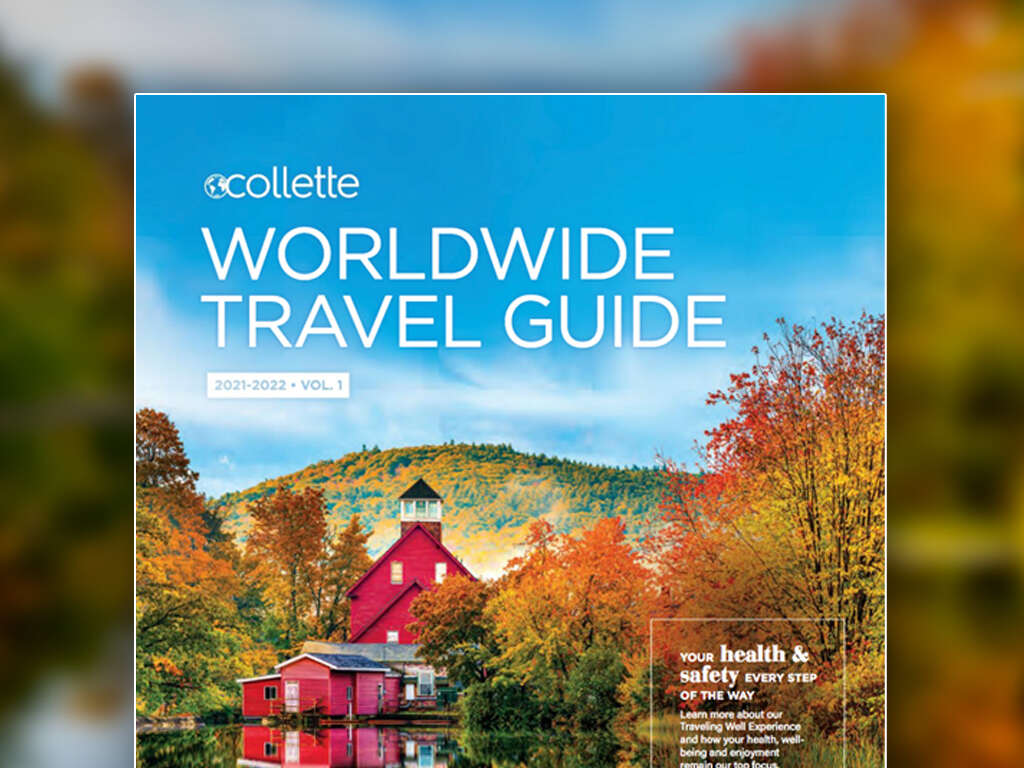 Collette's Worldwide Travel Guide 2021-2022