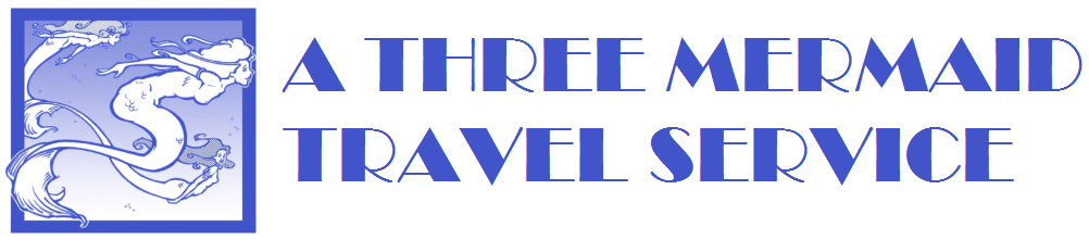 A Three Mermaid Travel Service