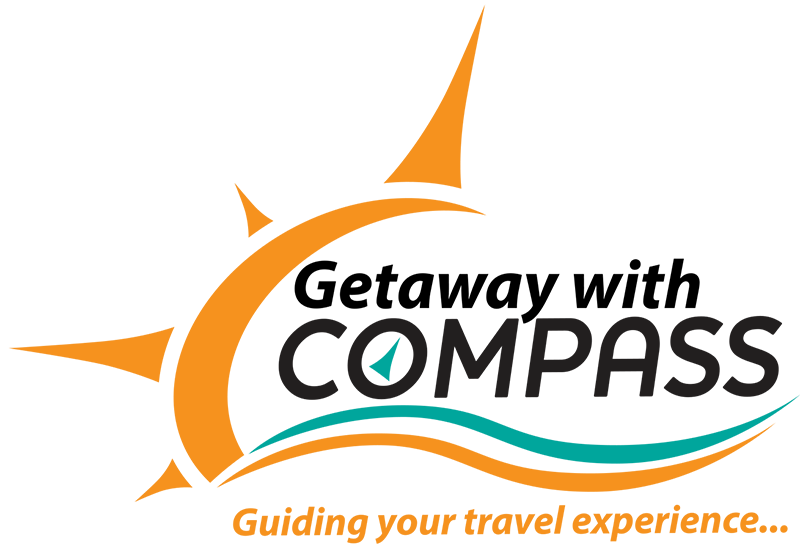Getaway with Compass