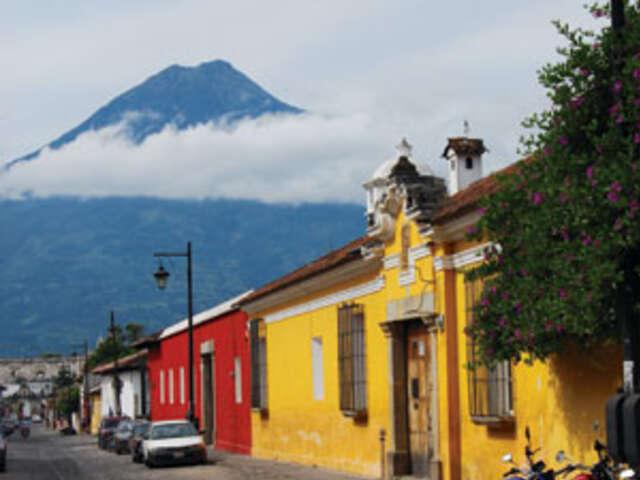 Natural Wonders of Costa Rica with Guatemala & Manuel Antonio