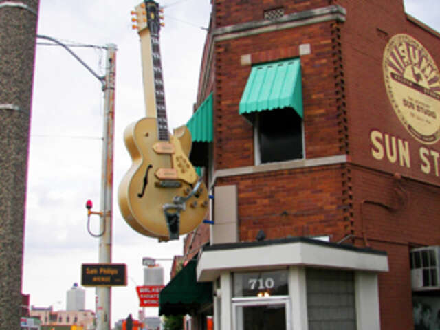 America's Musical Heritage with Extended Stay in New Orleans