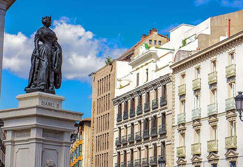 Spotlight on Madrid