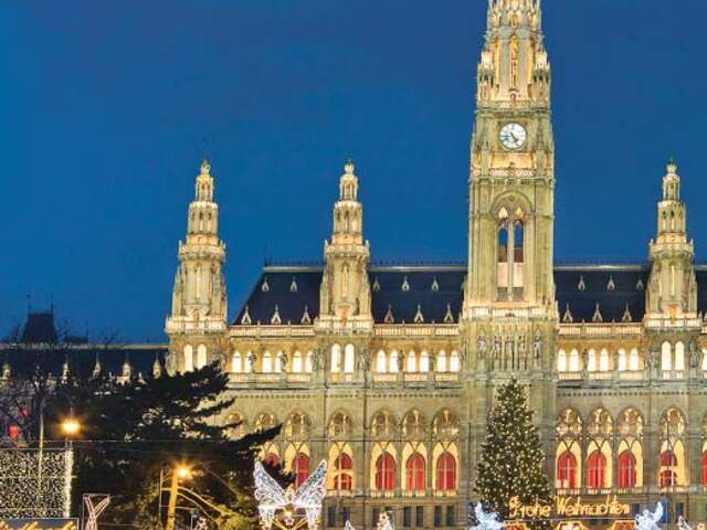 European Holiday Markets