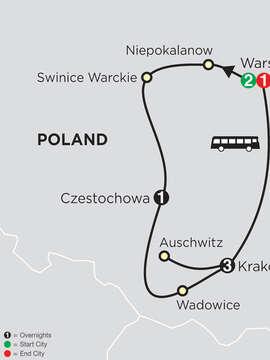 Spiritual Highlights of Poland – Faith-Based Travel