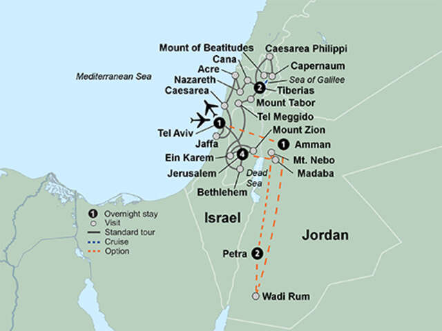 Israel: An All Faith Journey