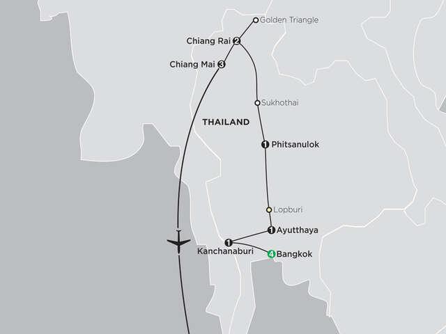 Thailand Experience with Phuket