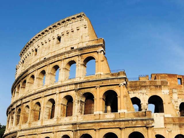 Road to Rome Start Paris (Summer 2018)