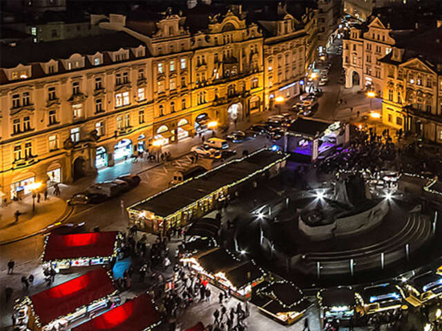 Christmas Markets of Poland, Prague and Germany (Winter 2018-19)