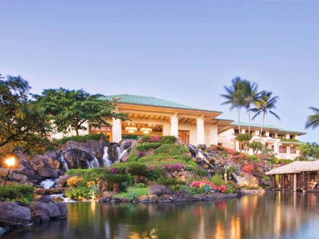 Luxurious Hawaiian Escape Including Kauai (Luxury Gold - Summer 2017)