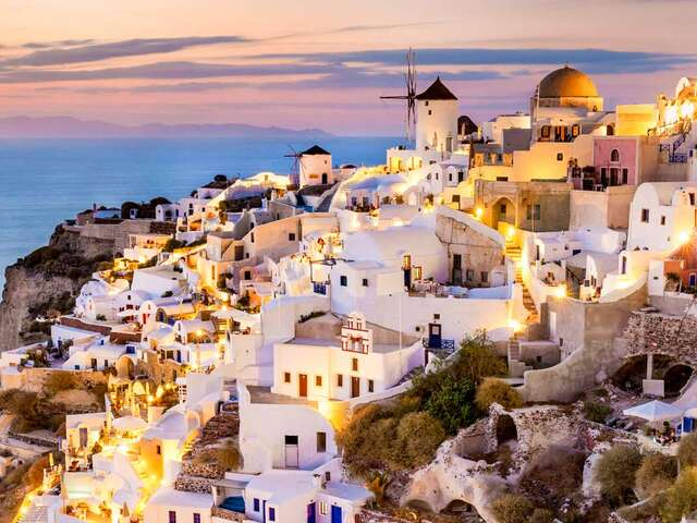 Athens and Aegean Moderate Summer 2018
