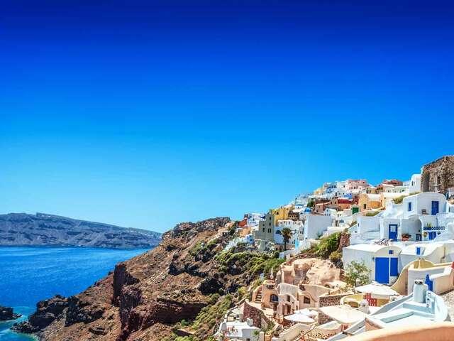 Greek Island Hopper Summer 2018