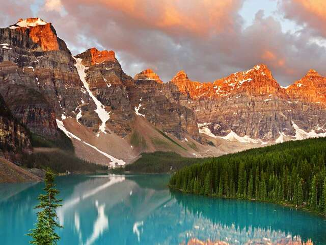 Canadas Rockies With Calgary Stampede Summer 2018