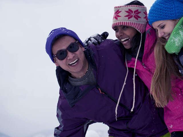 Austria Ski Only (meet us there) - 1 week (Twin share room, start Hopfgarten, end Hopfgarten)