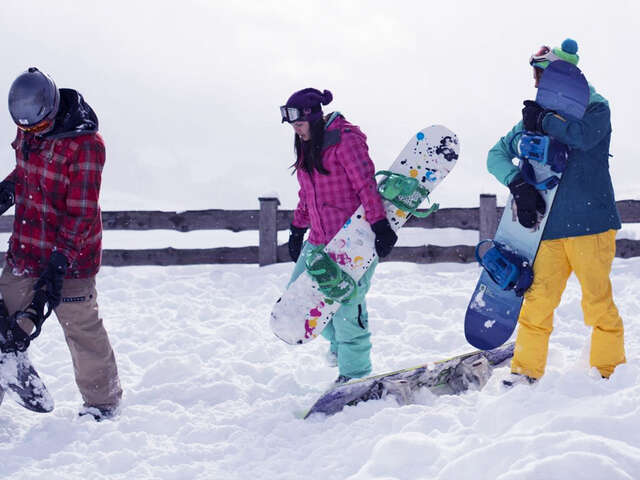 Austria Ski Plus (coach from London) - 1 week (Twin share room, start London, end London)