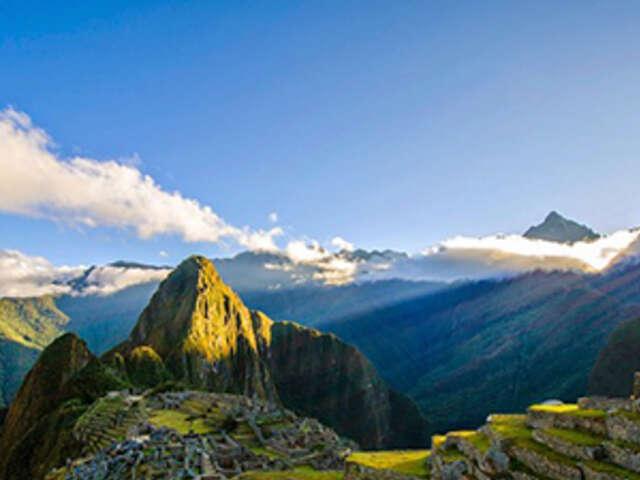 Escape to the Land of the Incas