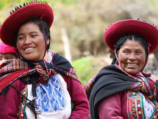 Cultures of Peru & Bolivia featuring a 2-night stay on the Uyuni Salt Flats