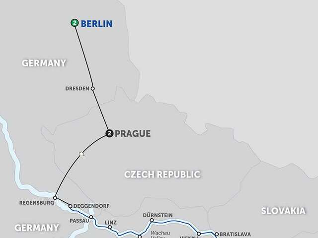 Danube Dreams with Berlin for Beer Enthusiasts - Eastbound