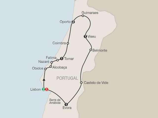 Portuguese Escape