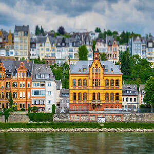 Festive Season on the Romantic Rhine with 2 Nights Lucerne