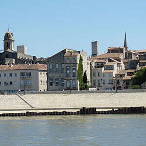 Active Discovery on the Rhône with 2 Nights Paris & Journeys Club Celebration