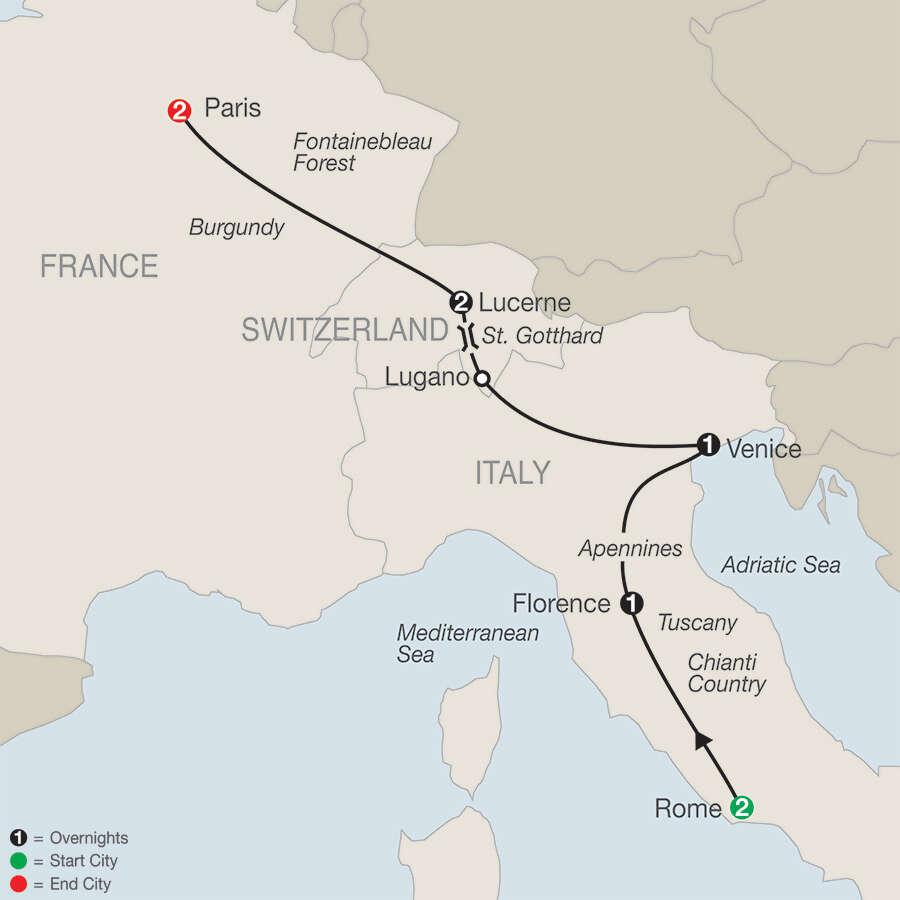 European Escape