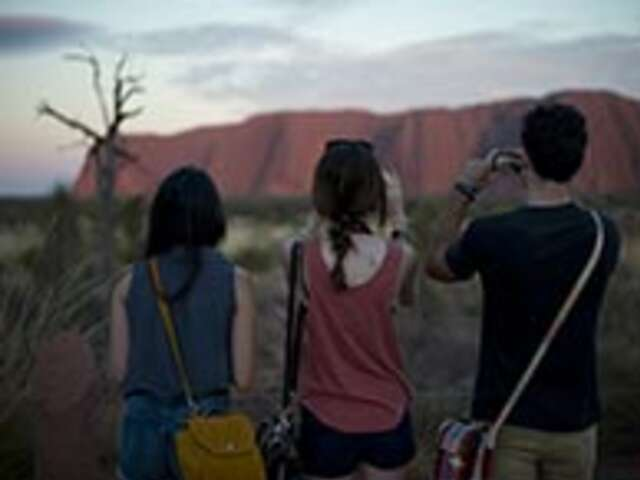 Rock and Red (Start Alice Springs, end Alice Springs)