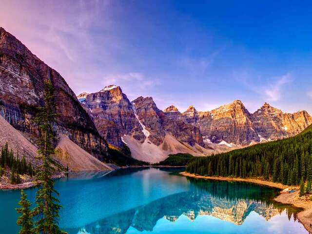 Spectacular Canadian Rockies with Rocky Mountaineer Silverleaf and Alaska Cruise Inside Stateroom Summer 2019