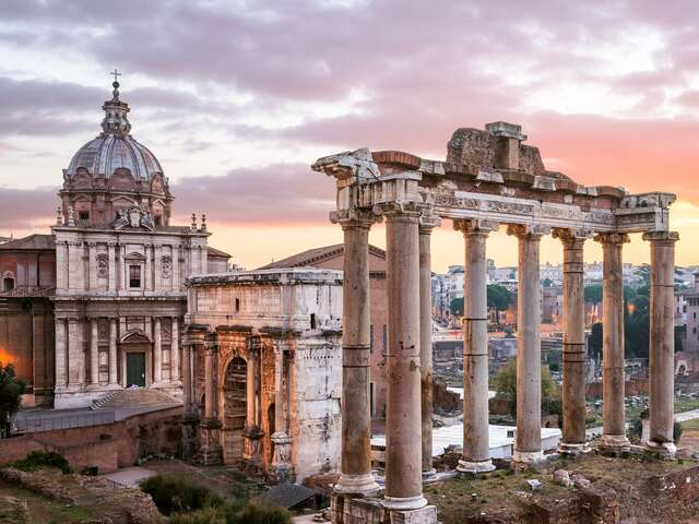 Great Italian Cities First Look 2019