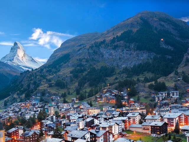 Switzerland and Austria First Look 2019