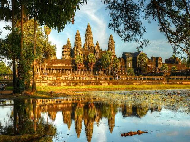Secrets of Cambodias Angkor and Phnom Penh Summer 2019