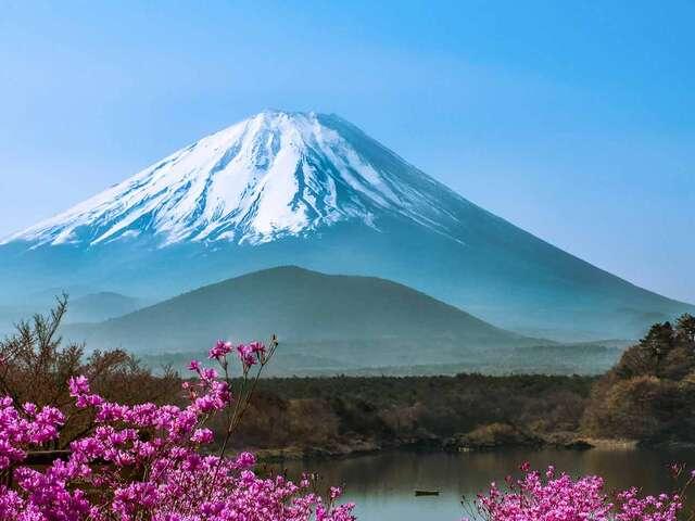 Tokyo with Mt Fuji Summer 2019