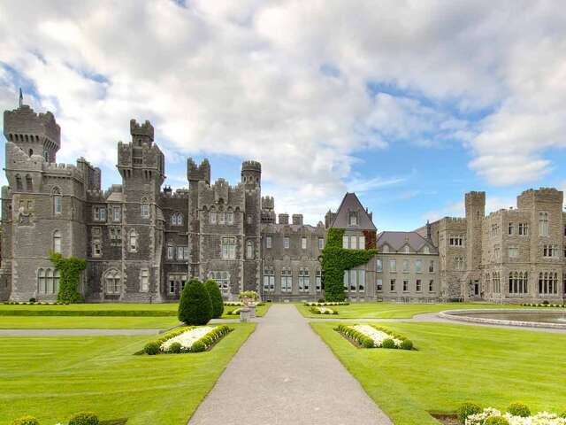 Iconic Ireland and Ashford Castle First Look 2019