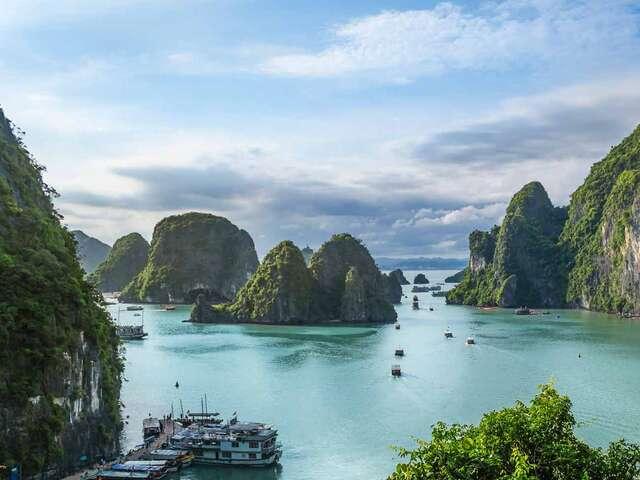 Highlights of Vietnam with Cambodias Angkor Phnom Penh Option Summer 2019