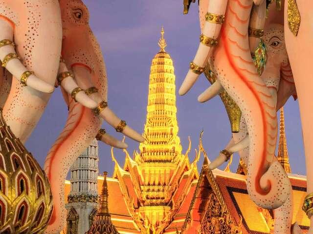 Treasures of Thailand with Cambodias Angkor Phnom Penh Option Summer 2019