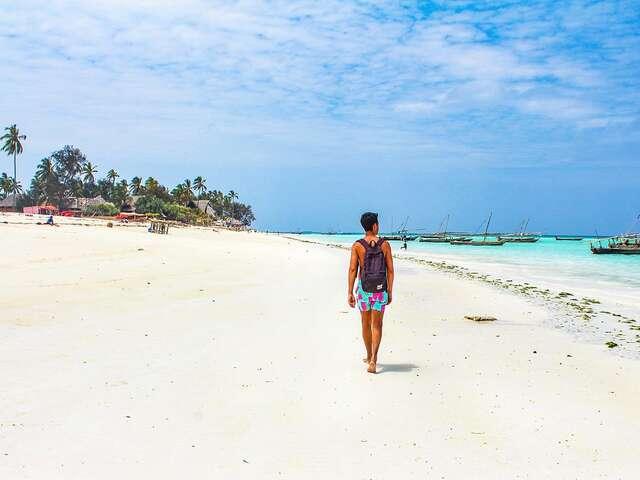 Zanzibar Beach Escape