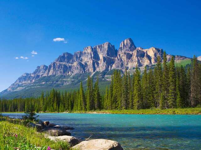 Iconic Rockies and Western Canada with Calgary Stampede Silverleaf Ocean View Cruise Summer 2019