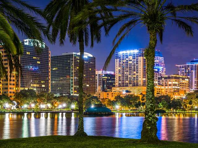 Orlando Explorer (4 Nights)
