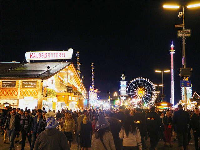 Oktoberfest - 6 Days Camping (Start/End Munich)