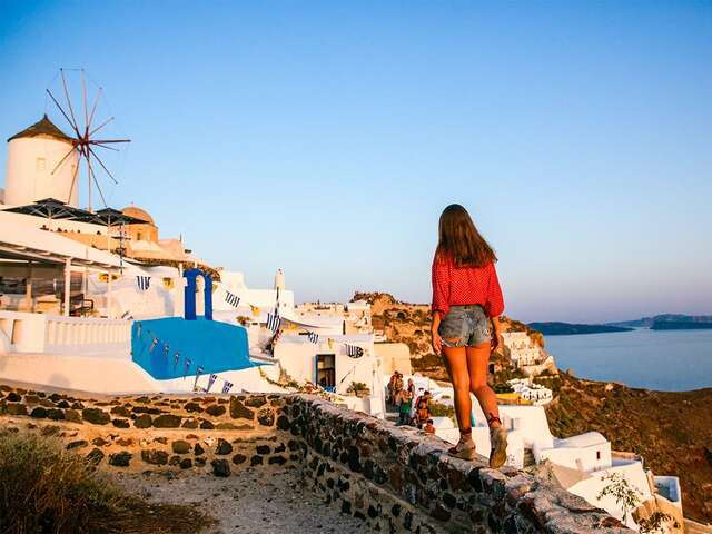 Mediterranean Escape plus 4 Day Cruise(Standard outside cabin with porthole,Start Rome, End Athens)