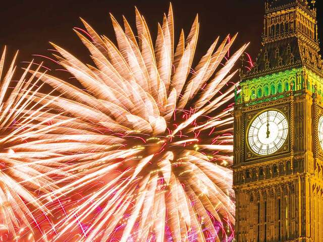 London for New Year