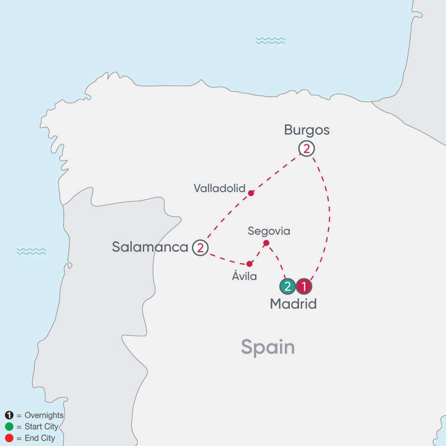 Spanish Heritage Explorer
