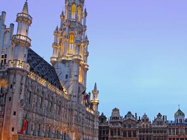 Highlights of Europe start Amsterdam (Summer 2019)