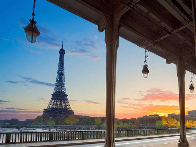 Delights of London and Paris Summer 2019