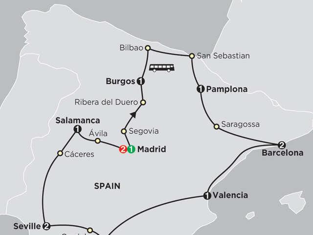 Sensational Spain