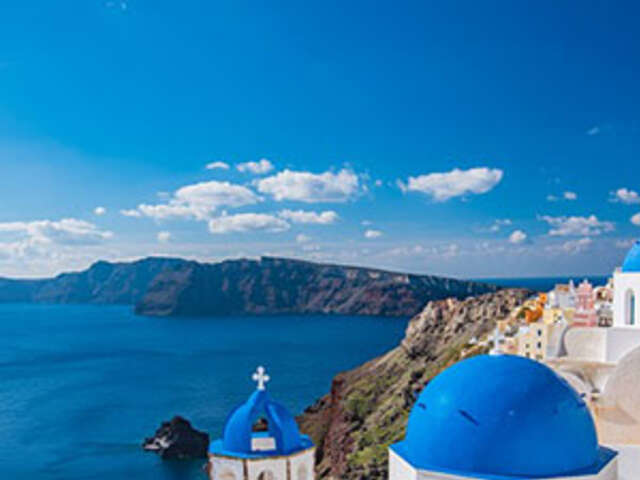 Greek Escape with 4-Night Iconic Aegean Cruise